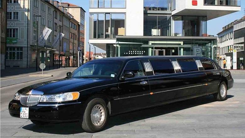Lincoln schwarz